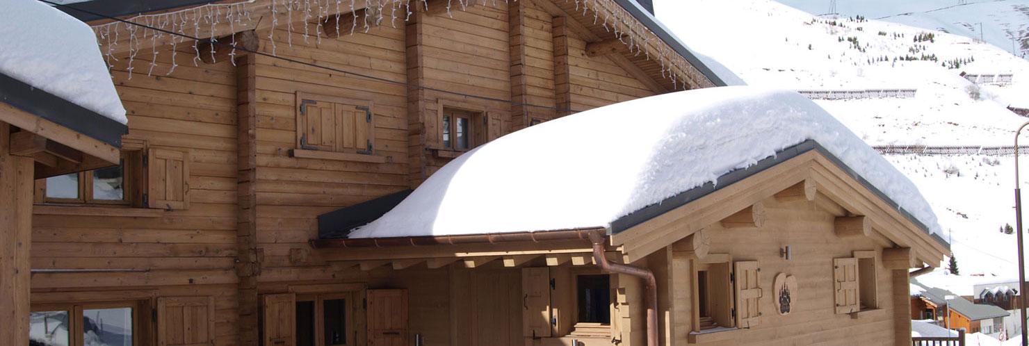 l ours brun chalet 224 louer tjignes luxe au pied des pistes sauna et